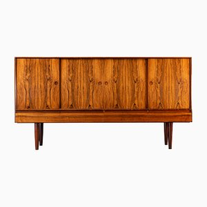 Danish Mid-Century Rosewood Sideboard from V&S Møbelfabrik, 1970s