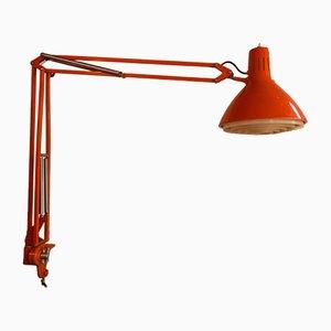 Lampe de Bureau Mid-Century par Jacob Jacobsen pour Luxo, États-Unis, 1970s
