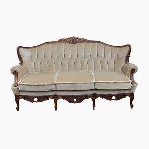 Louis XV Style 3-Seater Sofa, 1920s
