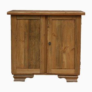 Credenza vintage in legno di conifera
