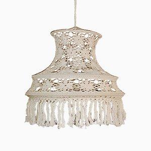 Lampe à Suspension Crochet, 1970s