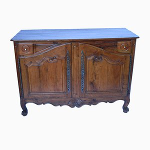 18th-Century Walnut Buffet