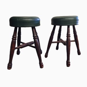 Vintage Stools, 1970s, Set of 2
