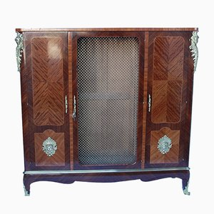 Antique Louis XV Style Cabinet