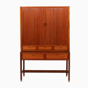 Mid-Century Cabinet by Carl-Axel Acking for Bodafors, 1940s