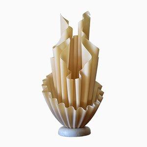 Lampes de Bureau Corolle par Georgia Jacob, 1970s, Set de 2