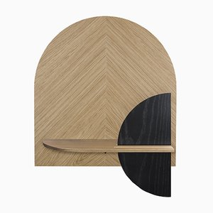 Alba M - Herringbone Wall Shelf by Daniel García Sánchez for WOODENDOT