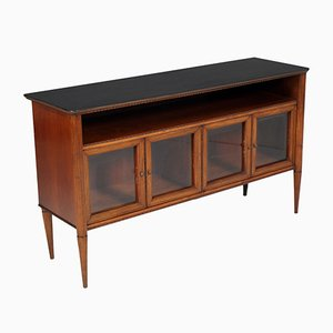 Sideboard Display Cabinet by Guglielmo Urlich for ARCA Milano, 1940s