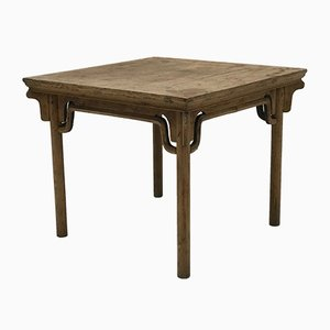 Chinese Elm Table, 1890s