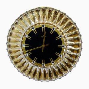 Orologio da parete al quarzo di Junghans, anni '70
