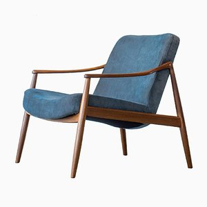 Easy Chair by Hartmut Lohmeyer for Wilkhahn, 1950s