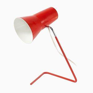 Lámpara de mesa de Josef Hurka para Drupol, años 60