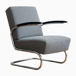 S411 Armchairs from Thonet, Set of 2