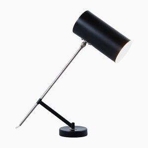 Lámpara de escritorio F 26 cilíndrica de Floris Fiedeldij para Artimeta