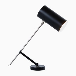 Zylindrische Vintage F 26 Schreibtischlampe von Floris Fiedeldij für Artimeta
