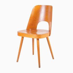 Chaise de Salle à Manger 515 par Oswald Haerdtl pour TON, Tchéquie, 1960s