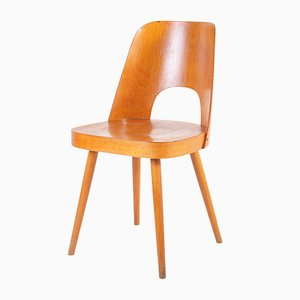 Czech 515 Dining Chair by Oswald Haerdtl for TON, 1960s