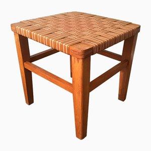Tavolini Mid-Century in betulla, anni '50, set di 2