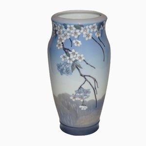Vaso antico in porcellana di Arnold Krog per Royal Copenhagen