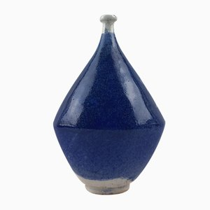 Stoneware Vase by Ingeborg & Bruno Asshoff, 1960s
