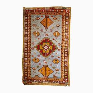 Antique Handmade Moroccan Berber Rug