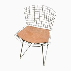 Vintage Model 420 Chair by Harry Bertoia for Knoll International