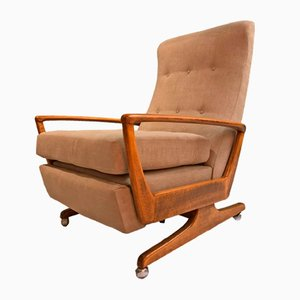 Mid-Century PK1020 Reclining Chair from Parker Knoll