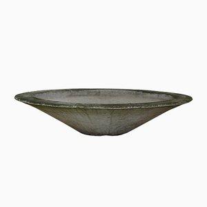Vaso UFO di Willy Guhl per Eternit, anni '80