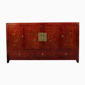 Vintage Chinese Sideboard, 1930s