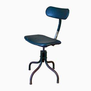 Chaise de Machiniste Pivotante Vintage de Tansad