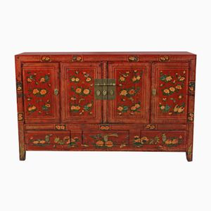 Chinese Painted Sideboard, 1920s