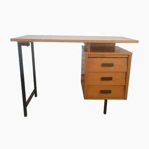Vintage CM172 Desk by Pierre Paulin for Thonet, 1950s