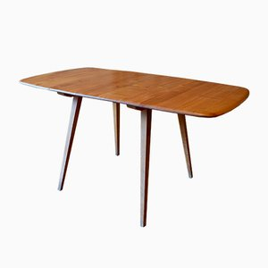Mid-Century Drop Leaf Dining Table from Ercol