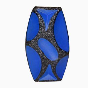 Jarrón de cerámica de Roth Keramik, años 70