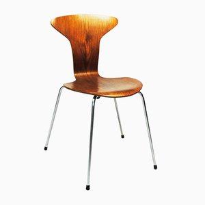 Silla Mosquito de Arne Jacobsen para Fritz Hansen, años 50