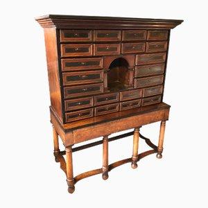 Mobiletto Cabinet of Curiosities, XVIII secolo