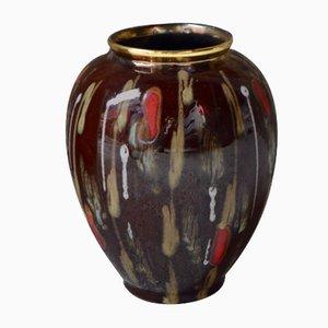 Fat Lava Vase from Carstens Tönnieshof, 1960s