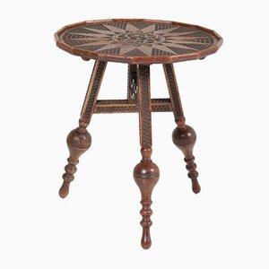 Niederländischer Renaissance Revival Tisch mit klappbarer Platte, 1900er