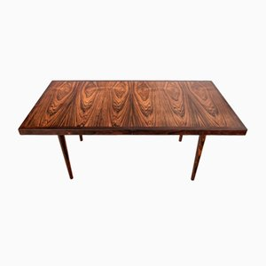 Tavolo da pranzo in palissandro di Nanna Ditzel per Søren Willadsen, Danimarca, anni '60