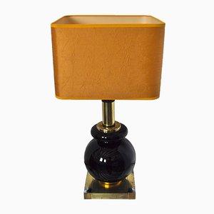 Lámpara de mesa de Willy Rizzo para Lumica, años 70