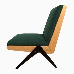 Mid-Century Polish Lounge Chair from Słupskie Fabryki Mebli, 1960s