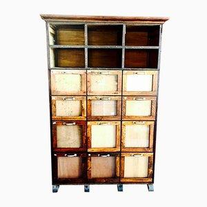 Vintage Filing Cabinet, 1940s