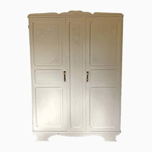Art Deco French Armoire, 1920s