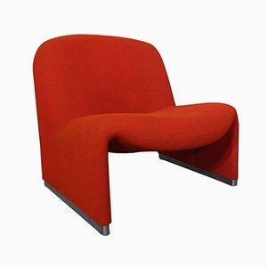 Italienischer Alky Stuhl von Giancarlo Piretti für Anonima Castelli, 1970er