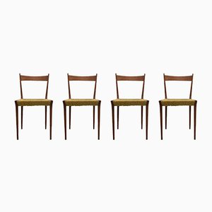 Teak S2 Dining Chairs by Alfred Hendrickx for Belform, 1960s, Set of 4
