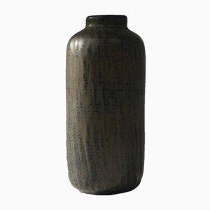 Stoneware Chamotte Vase by Gunnar Nylund for Rörstrand, 1940s