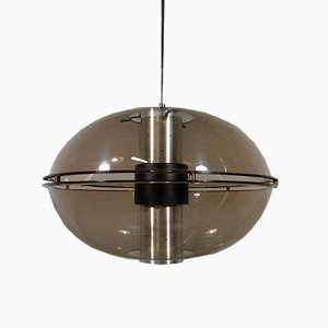 Lampada vintage Orbiter Sphere B-1151 di Raak, anni '60