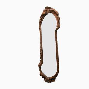 Espejo de madera tallada de Antoni Gaudí para BD Barcelona