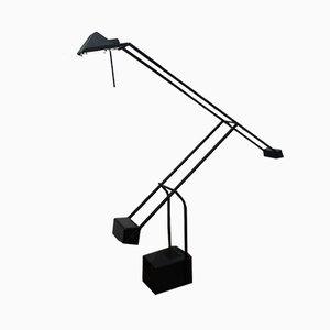Pendulum Table Lamp from Hustad Leuchten, 1980s