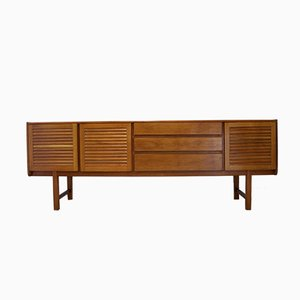 Mid-Century Teak and Rosewood Sideboard by Tom Robertson for McIntosh, 1960s